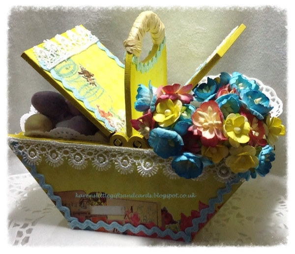 Candy Basket  - from